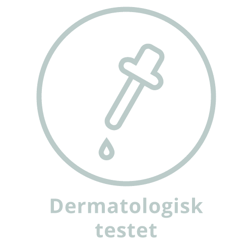Dermatologisk testet