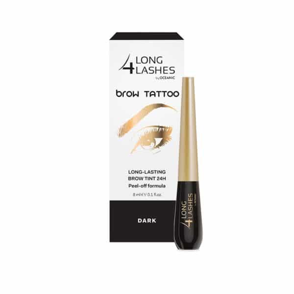 LONGELASHES brow tattoo - 24 timers holdbarhed