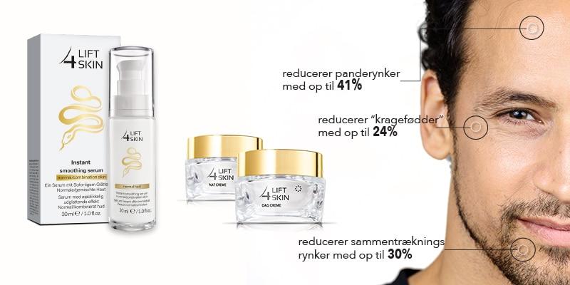 LIFT4SKIN - SYN-AKE - reducerer rynker med op til 41%, synlig opstamning af huden
